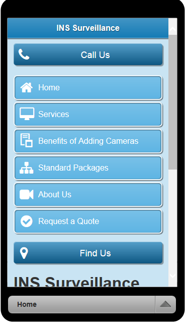 Mobile Website and Application Development